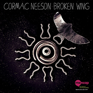 Corman Neeson Broken Wing album cover