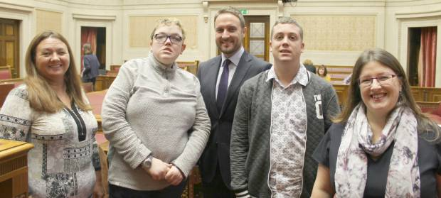 NI Assembly All Party Group on Learning Disability